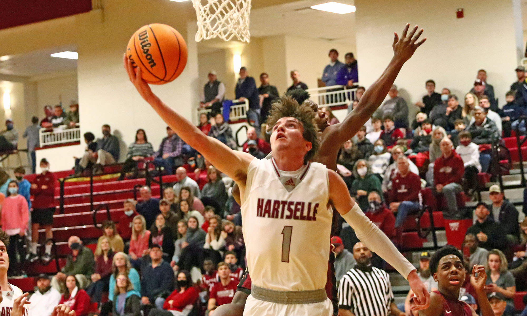 Peebles named 6A Player of the Year