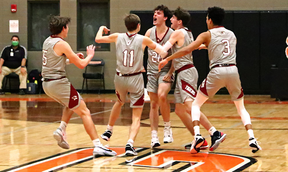 Ward's buzzer beater gives Hartselle road win over Grissom