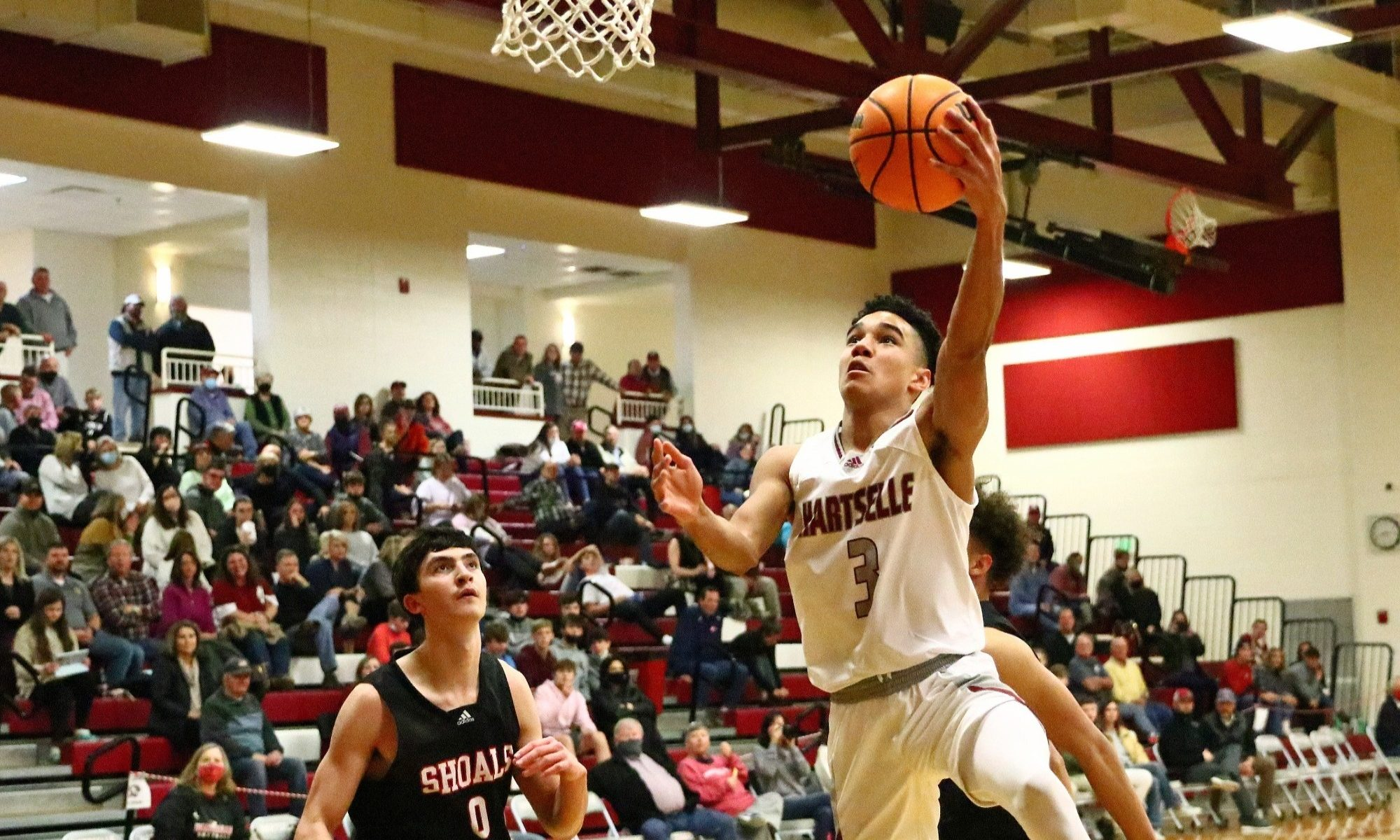 Tigers hold off Muscle Shoals 58-57