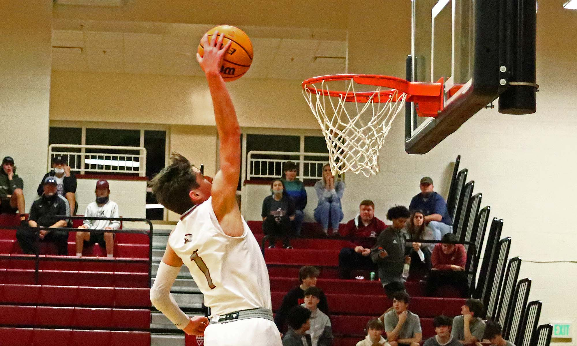 Tigers second-half surge leads to 80-64 win over Cullman