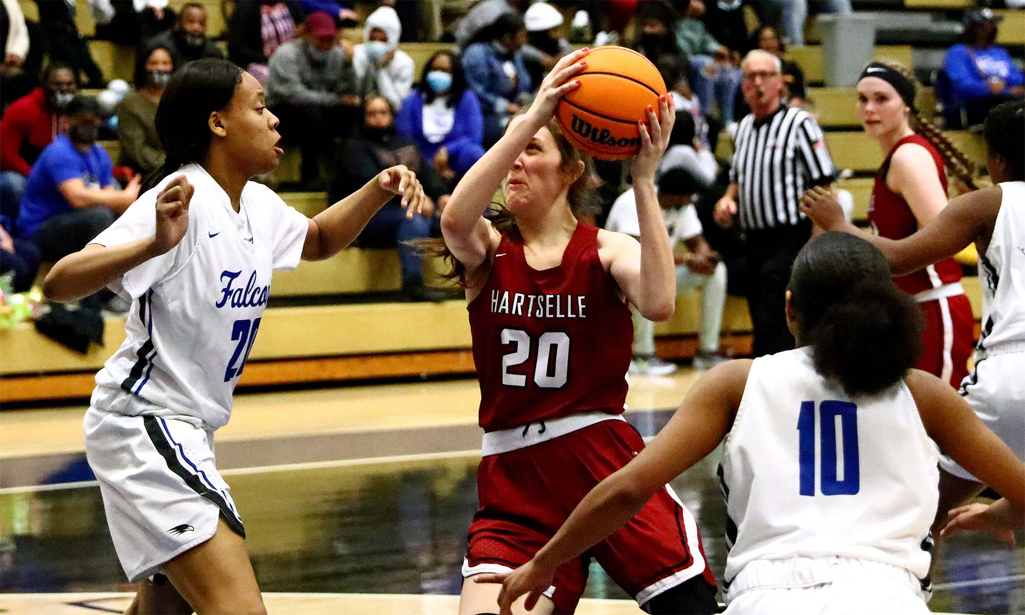 Lady Tigers use stout defense to pick up easy win over Florence