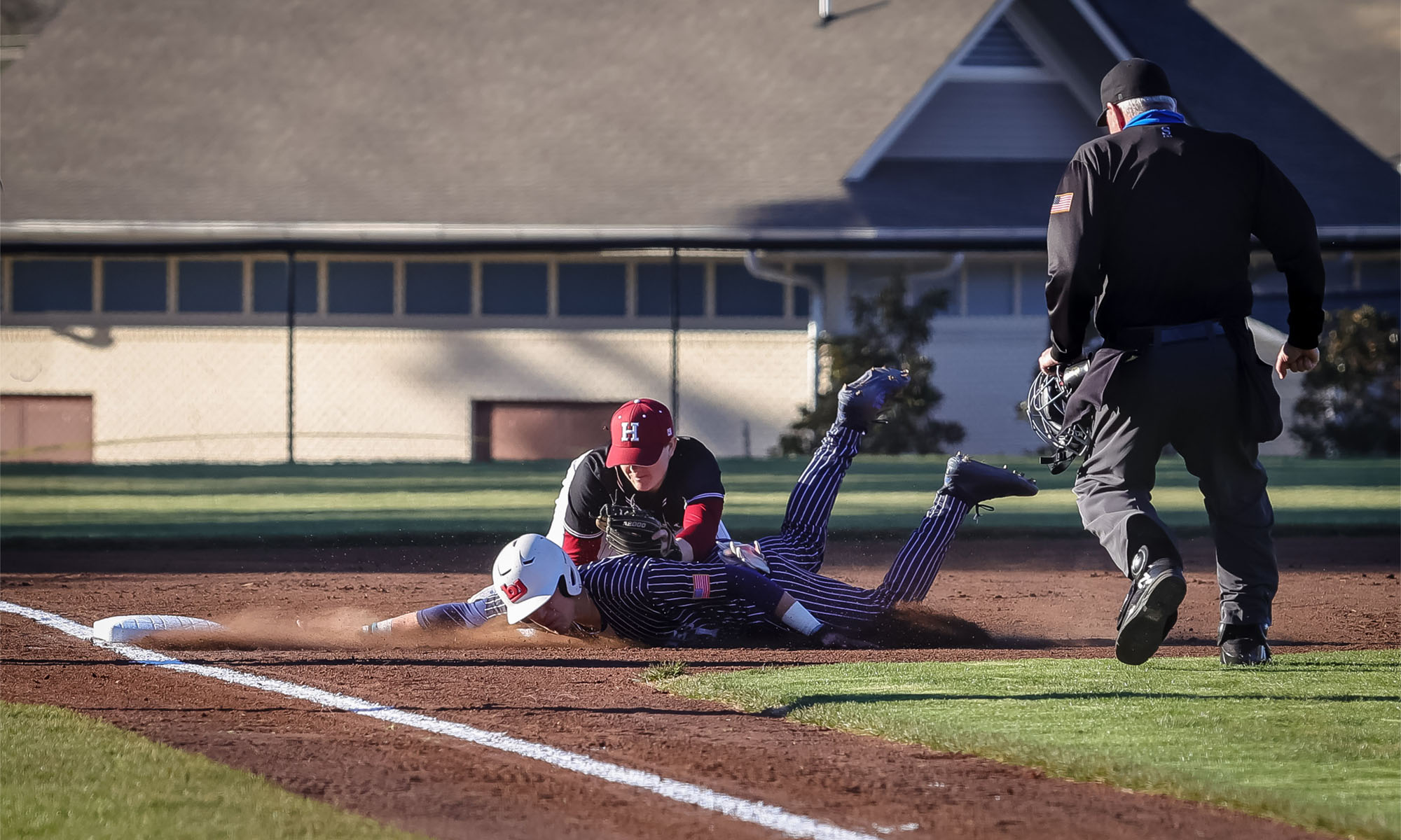 Hartselle baseball opens the season winning four of five