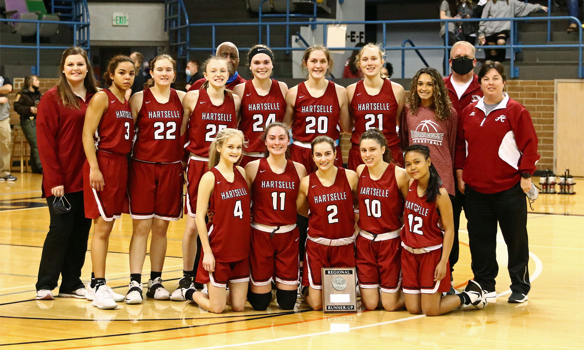 Lady Tigers' season ends with a Regional Finals loss to Hazel Green