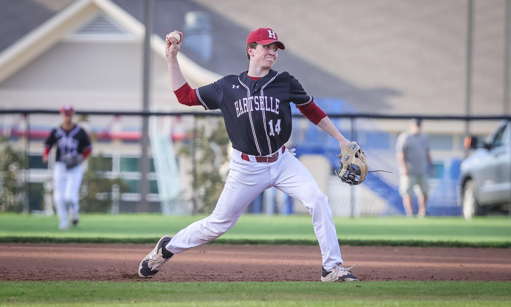Hartselle baseball wins three in Tennessee
