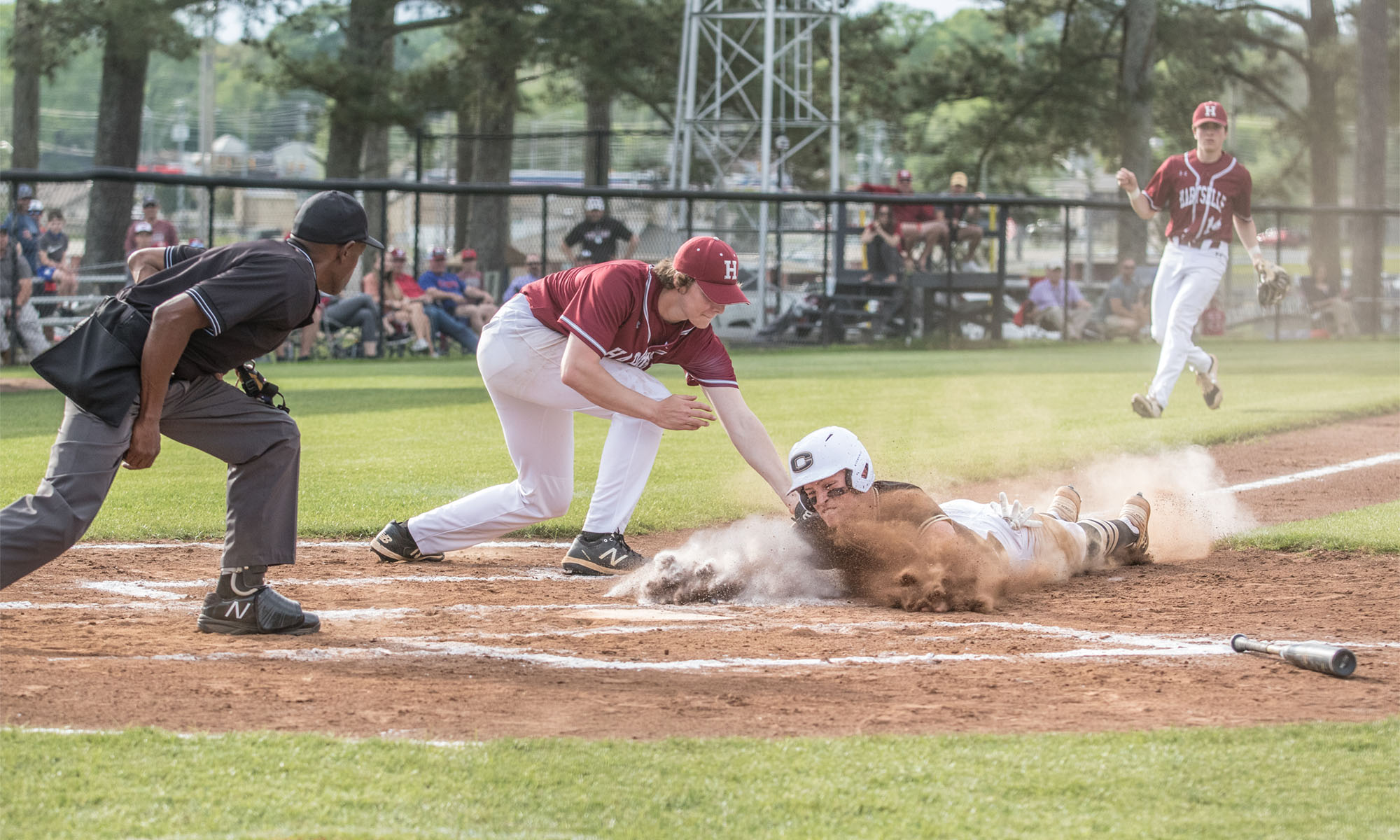 Tigers drop series with Cullman and finishes runner-up in 6A Area 14