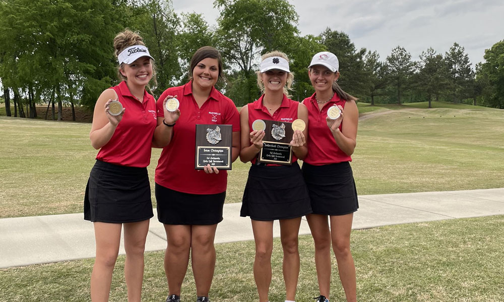 Hartselle golf teams advance to sub-state