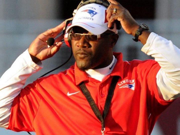 Andro Williams takes the reigns of the Danville football program