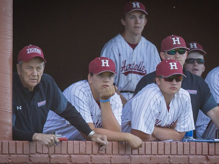 Hartselle's William Booth earns 6A Coach of Year