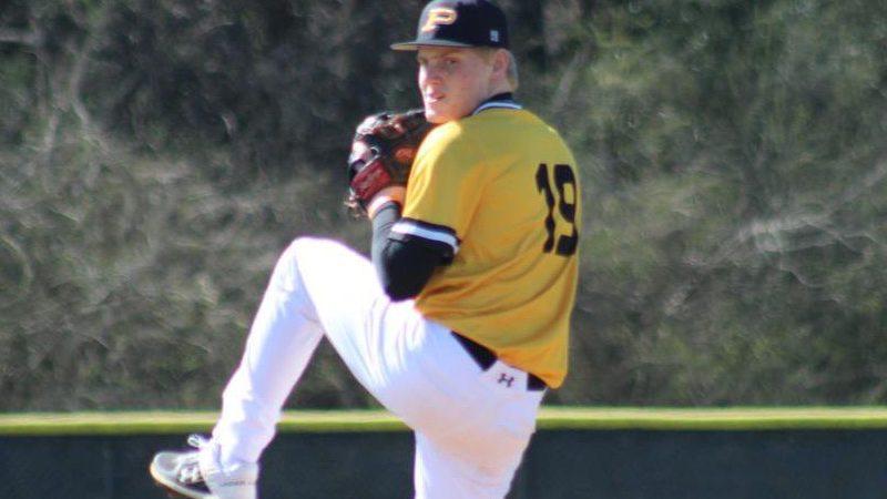Priceville's Wyatt Hurt commits to Cumberland baseball program