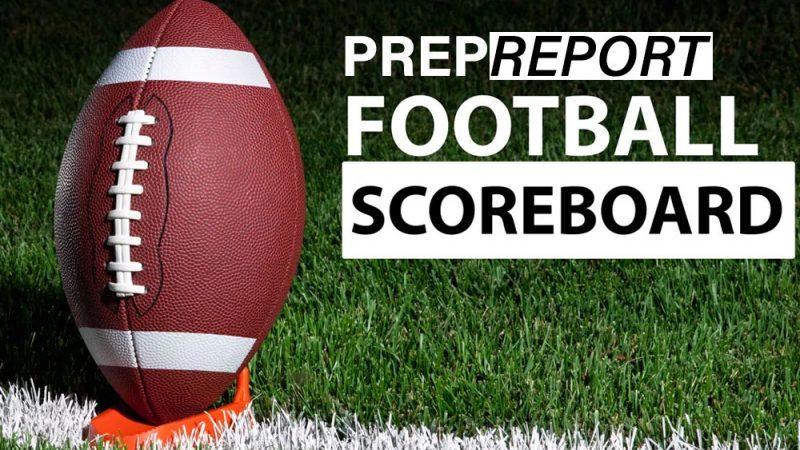Football Scoreboard: Week Four Games