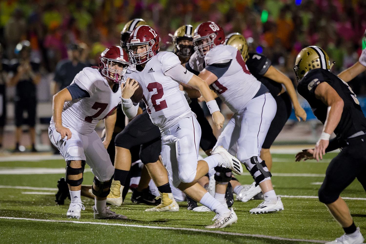 Blackwood leads Tigers to 35-14 road win at Cullman