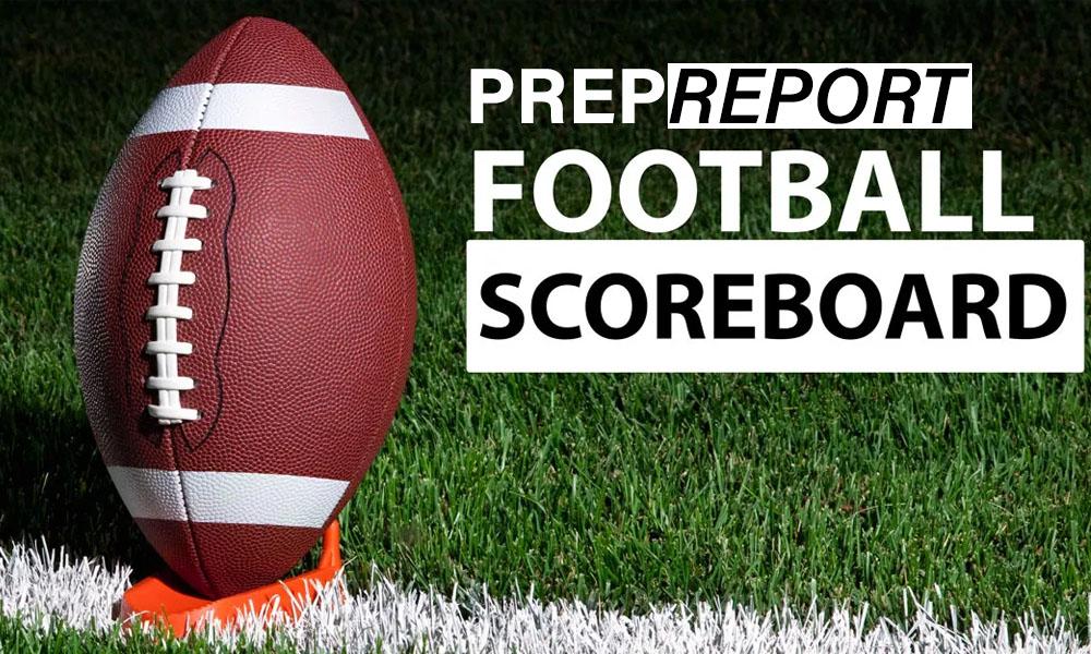 Football Scoreboard: Week Seven Games