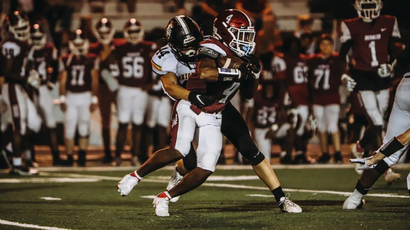 Priceville gets first win in six tries against Deshler