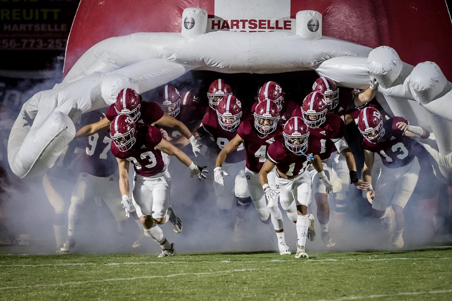 ASWA Prep Football Rankings: Hartselle moves up to 3rd in 6A